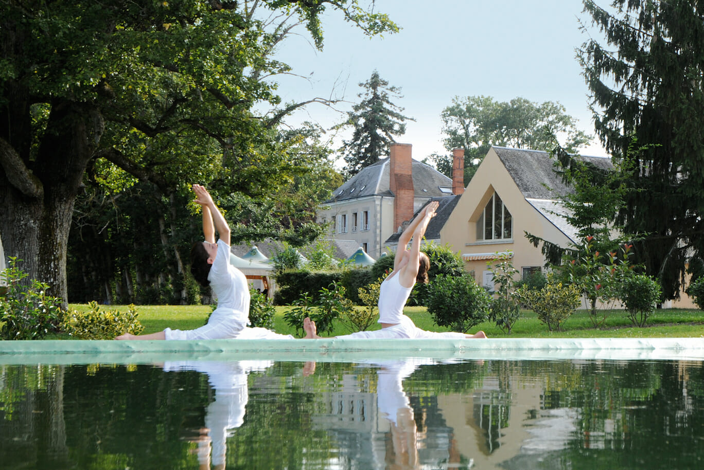 The Daily Schedule | Ashram de Yoga Sivananda | Yoga | France