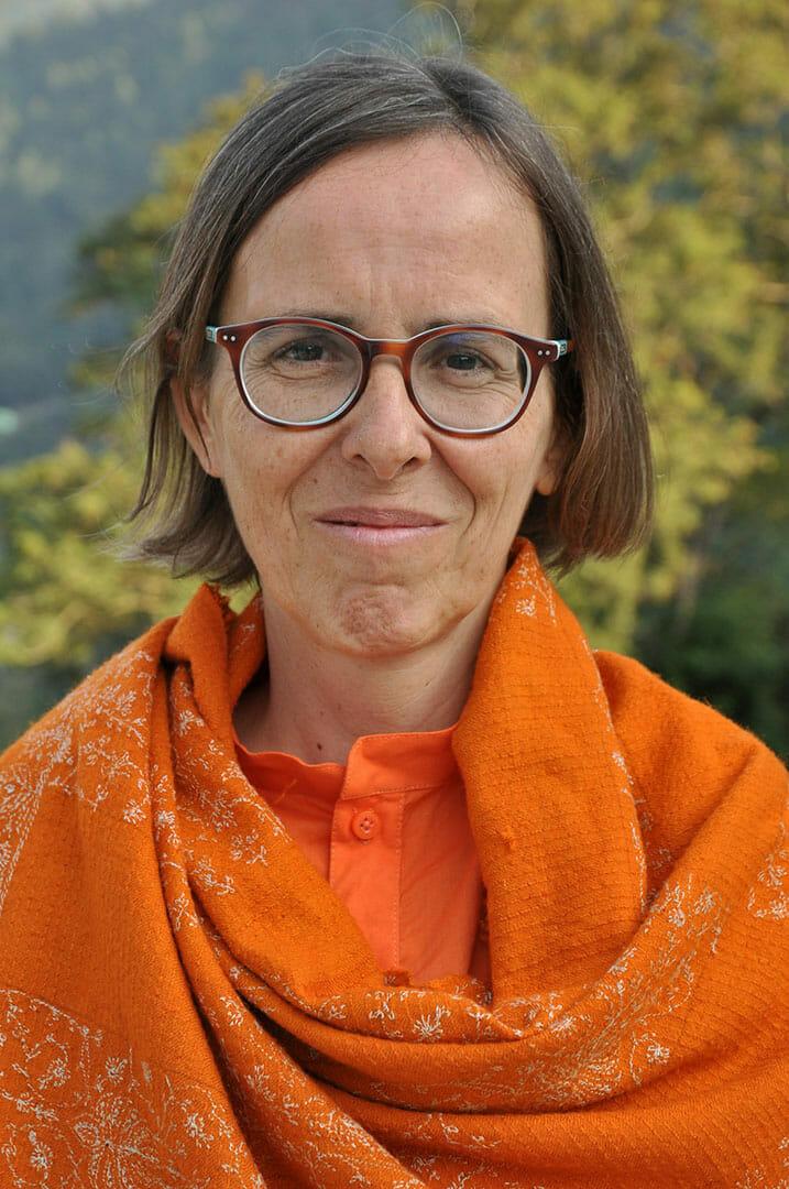 Swami Kailasananda | Notre vision | Une lettre de la directrice de l'Ashram | Ashram de Yoga Sivananda | Yoga | France