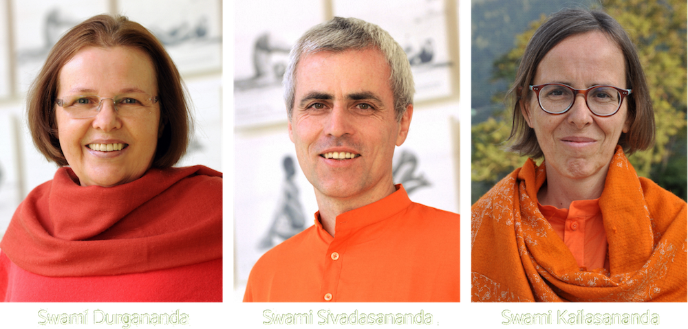 Yoga Acharyas of Sivananda Europe | Ashram de Yoga Sivananda | Yoga | France