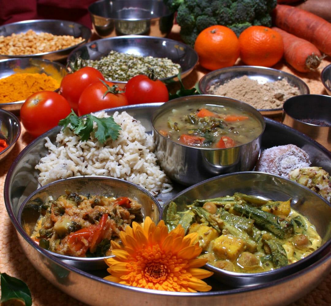 Introduction à la Cuisine Saine Avec L'ayurveda
