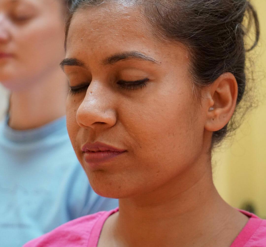 L'expérience de Méditation | Ashram de Yoga