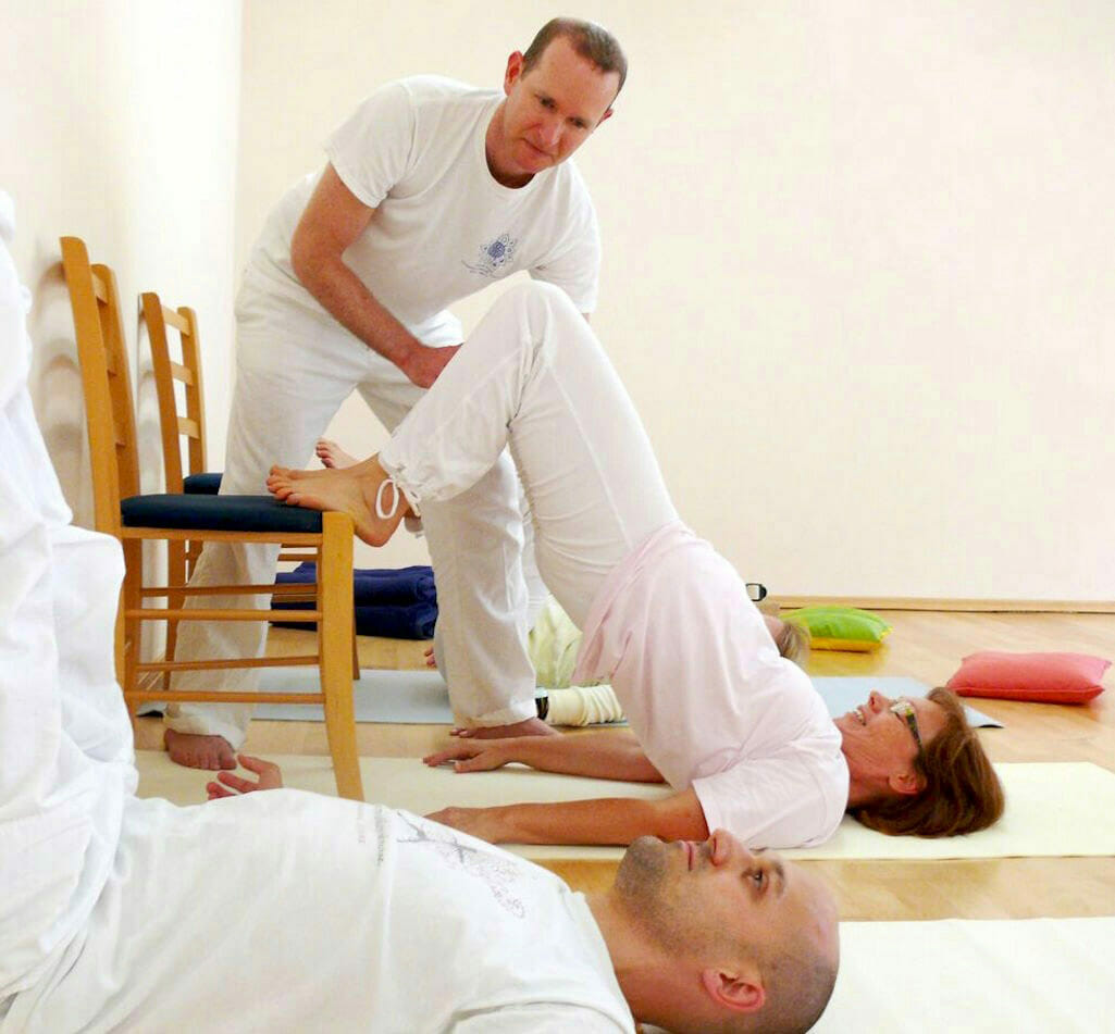 Further Training for Yoga Teachers: Accessible Yoga | Ashram de Yoga Sivananda | Yoga | France