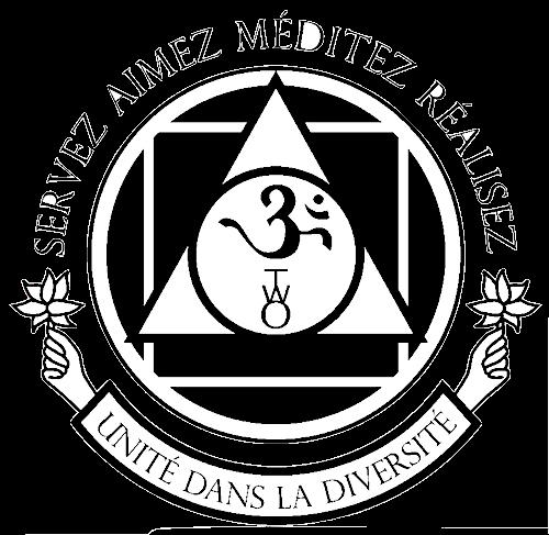 Logo de l'ordre du monde réel - français | Ashram de Yoga Sivananda | Yoga | France