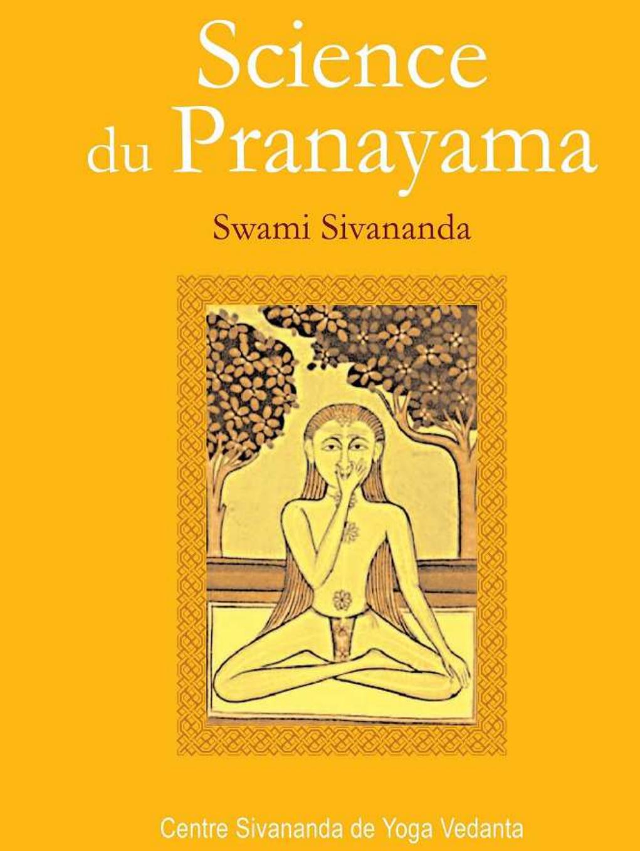 Science du Pranayama</br>(En Frances)