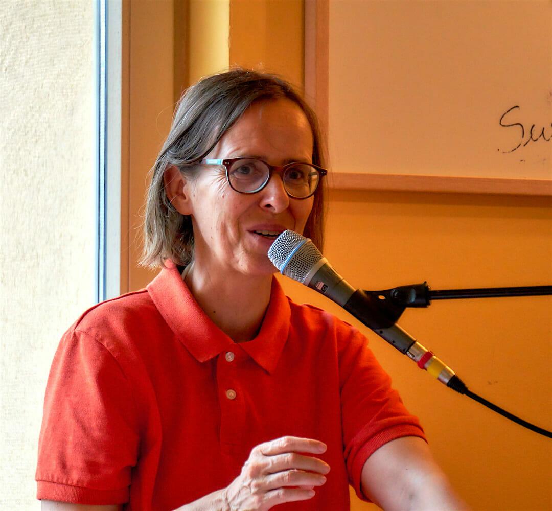 Swami Kailasananda - Ashram de Yoga Sivananda - Yoga - France
