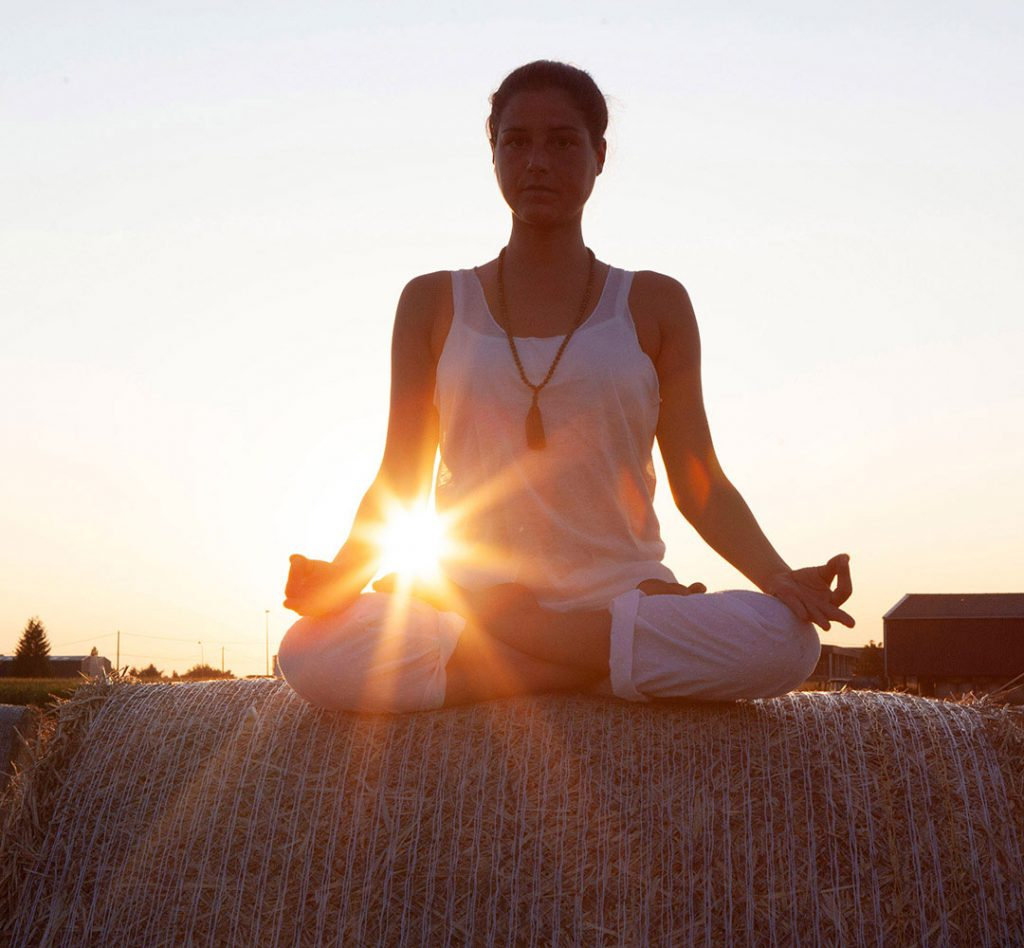 Yoga and meditation for anxiety and trauma