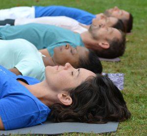 Relaxation et réduction du stress