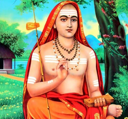 "<div style=""line-height: 1.3; color: #b04640; font-family: catamaran;""> Bhaja Govindham <span style=""display: inline-block;""> de Shankaracharya (français)</span></div>"