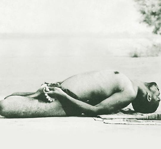 "<div style=""line-height: 1.3; color: #b04640; font-family: catamaran;"">Hatha Yoga Inspirations with Swami Sivadasananda, Yoga Acharya</span></div>"